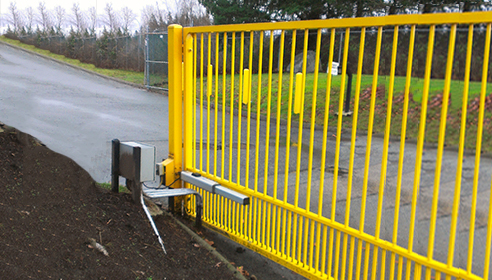 Security Gate Automation Amp Door Hardware In Vancouver